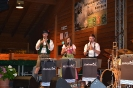 Freitag: Festbetrieb mit den Musikatzen